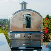 """Pacific Living 22.8"""" Outdoor Pizza Oven Gas Grill"""