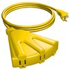 Stanley Electrical 8 ft Outlet Outdoor Cord