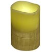 Brite Star 10 Piece Flameless Tea Light and Votive Candle Set