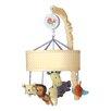 Crib Mounted baby mobiles