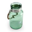 Studio Nova Rope Handle Glass Bottle