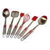 Le Chef S Tip 6 Piece Utensils Set