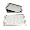 Le Chef 3 Piece Baking Sheet and Rack Set