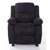 Mochi Furniture Microfiber Comfortable Kids Recliner