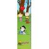 Marmont Hill Peanuts Valentine Canvas Growth Chart
