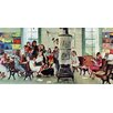 "Marmont Hill ""Norman Rockwell Visits a Country School"" by Norman Rockwell Painting Print on Canvas"