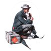 "Marmont Hill ""Pals"" by Norman Rockwell Painting Print on Canvas"
