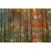 Marmont Hill Through the Trees - Art Print on Premium Wrapped Canvas