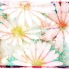 Marmont Hill Daisies Painting Print Art on Wrapped Canvas