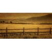 Marmont Hill Yampa Valley Morning Painting Print on Wrapped Canvas