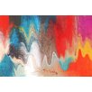 Marmont Hill Radiant Color by Irena Orlov Painting Print on Wrapped Canvas