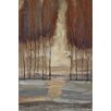 Marmont Hill Wild Wood I by Michael Woodward Painting Print on Wrapped Canvas