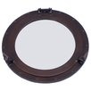 Handcrafted Nautical Decor Deluxe Class Decorative Ship Porthole Mirror