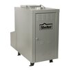 Shelter 140,000 BTU Outdoor Wood Coal Burning Forced Air Furnace