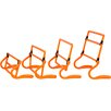 Trademark Innovations Adjustable Speed Training Hurdles (Set of 5)