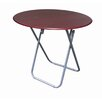 "Above Edge Inc. 24"" Round Folding Table"
