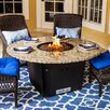Firetainment Naples Gas Fire Table