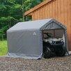 ShelterLogic Peak 6 Ft. W x 10 Ft. D Shed