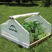 ShelterLogic GrowIt Backyard Raised Bed 4 Ft W x 4 Ft D Greenhouse