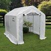 ShelterLogic GrowIt® Backyard 6 Ft W x 8 Ft D Greenhouse
