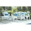 ElanaMar Designs Savannah Lounge Seating Group with Cushions
