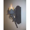 Laura Lee Designs Gothic Candle Wall Sconce
