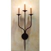 Laura Lee Designs Triple Extended Wall Sconce