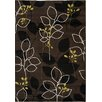 Kalora Safi Brown Magical Forest Area Rug