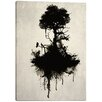 "Cortesi Home ""Last Tree Standing"" by Nicklas Gustafsson Graphic Art on Canvas"