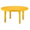 "Cortesi Home 34"" Round Classroom Table"