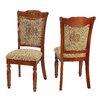 Cortesi Home Rosetta Side Chair (Set of 2)