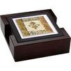 Thirstystone Fleur de Lis 5 Piece Element Ambiance Coaster Gift Set