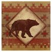 Thirstystone Lodge Bear Occasions Coasters Set (Set of 4)