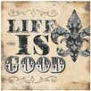 Thirstystone Life is Good Occasions Trivet