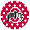 Thirstystone Ohio State University Dots Collegiate Coaster (Set of 4)
