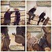 Thirstystone 4 Piece Cowboy Reason Coaster Set