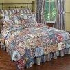 Classic Treasures Kensington Garden Quilt Set