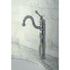 Kingston Brass Heritage Single Handle Vessel Sink Faucet