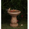 Jeco Inc. Classical Garden Birdbath