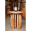 Napa East Collection Stave & Hoop End Table