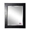 Rayne Mirrors Jovie Jane Black Superior Wall Mirror