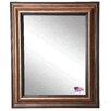 Rayne Mirrors Ava Smoked Bronze Wall Mirror