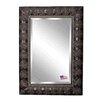 Rayne Mirrors Jovie Jane Feathered Slim Wall Mirror