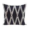 e by design Gate Keeper Geometric Print Throw Pillow
