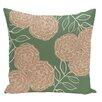 e by design Floral Decorative Floor Pillow