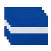 e by design Narrow the Gap Stripe Placemat (Set of 4)