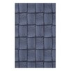 e by design Basketweave Geometric Print Throw Blanket
