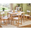 TMS Aria 5 Piece Dining Set