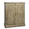 Reual James Et Cetera Painted Door Cabinet