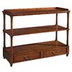 Reual James Casual Tier Console Table